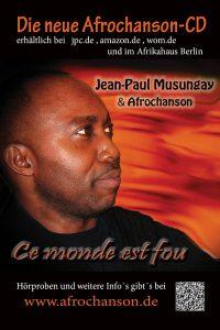 Afrika Haus Berlin Konzert Afrochanson