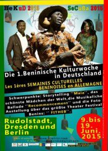 Beninische Kulturwoche