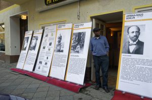 Afrikahaus Berlin Ausstellungen