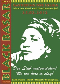 Afrika Haus Berlin Black Basar