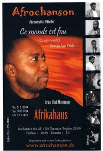 Afrochanson